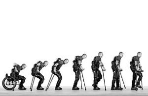 eLEGS: wearable, artificially intelligent, bionic device
